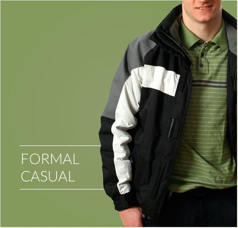 Uniformes - Formal Casual